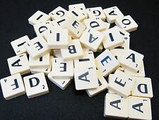 2 players Scrabble Plastic Modern Board & Traditional Games