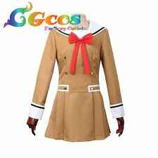BanG Dream !  Poppin'Party Tae Hanazono Uniform Cosplay Costume  Free Shipping