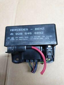 Mercedes ML W163 E W211 C W203 CLK 270 CDI GLOW RELAY PLUG A0285454032