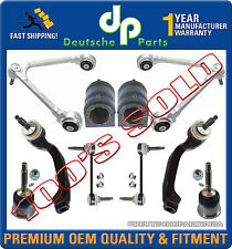 LINCOLN LS 4.0 3.0 V6 Front UPPER CONTROL ARM ARMS BALL JOINT Tie Rod KIT 03-06