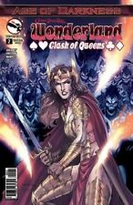 Grimm Fairy Tales Presents Wonderland Clash of Queens 2 Cover B - NM+ or better!