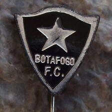 1950s Botafogo de Futebol e Regatas White Star Estrela Solitaria Crest Pin Badge