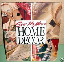 Sew No More: Home D�cor By: Childs, Anne Van Wagner