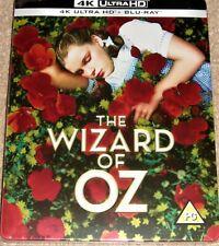 The Wizard Of Oz 4K Ultra HD+Blu Ray Steelbook / 4K HDR 10+ / WORLDWIDE P+P