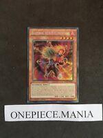 Yu-Gi-Oh! blazeman héros élémentaire WSUP-FR032 1st