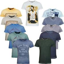 Poolmann Herren T-Shirt Shirts Vintage  Gr. S - 2XL