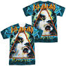 Def Leppard HYSTERIA 2-Sided Sublimated All Over Print Poly T-Shirt