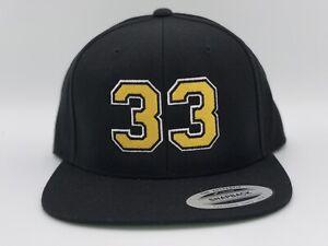 Boston Bruins Zdeno Chara 33 BIG Z Yupoong Snapback.