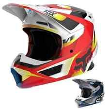 Fox Racing V1 Motif Youth DOT Dirt Bike Off Road MX Motocross Helmets