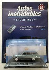 Ford Falcon Deluxe (1970)  Diecast 1:43 Autos Inolvidables Arg