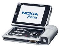 "Original Nokia N92 Unlocked Cell phone 2.8"" 3G WLAN 2.0MP Bluetooth Free Ship"