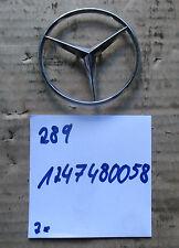 original Mercedes,1247480058,Stern f.Heckklappe,Heckklappenemblem,Emblem,W124