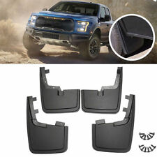 For Ford F-150 Mud Flaps 2015-2018 Mud Guards Splash Flares Front & Rear 4 PCS