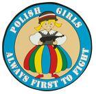 Helikon Rubber Patch Polish Girls Blau