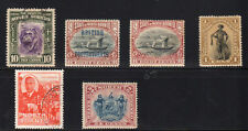 North Borneo Mixed Lot of 6 - SC 59, 67, 85, 111, 199, 255 - MH Mint & Used*