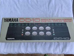 Yamaha DD-10 Digital Drum Bank