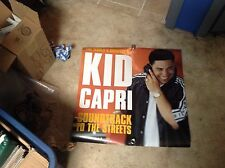 Oop! Album Cd 24x24apxx. Kid Capri Promo Poster .Dj hip hop rap