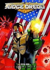 2000AD Judge Dredd: Total War Paperback FREE SHIPPING
