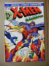 X-Men #91 Marvel 1974 Power Of Magneto - Vf