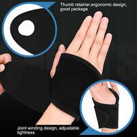 Medical SportsThumb Wrist Brace Hand Support Spica Splint Stabiliser Arthritis