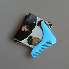 Fashion Beard shape Beard Shaping Tool Comb for Perfect Lines Cut Template USA