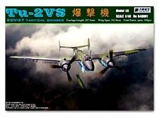 Xuntong Model 1/48 Tu-2VS Soviet Tactical Bomber B48001
