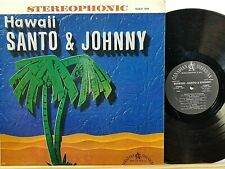 SANTO & JOHNNY Hawaii Canadian American SCALP 1004 VG+/EX