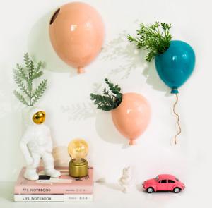 Hanging Balloon Vase