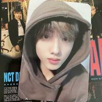 NCT DREAM Reload MINI ALBUM KIHNO PHOTOCARD Jisung photo card