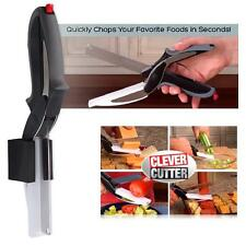 Multi Functional Fresh Home Free Peeler Kitchen Cutter 2-in-1 Cut Scissors Tools