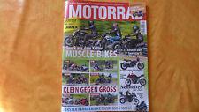 Motorrad Zeitschrift, 22/2021, Motorrad Magazin, NEU
