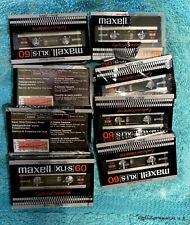 Cassette Maxell XLI-S   nuove