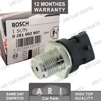 BOSCH FUEL RAIL PRESSURE VALVE For RENAULT MERCEDES VW NISSAN 0281002907