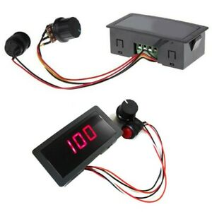 1 Pc Motor PWM Speed Controller 12V 24V DC6-30V Drive Devices Max 8A Durable