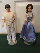 Vintage Marie and Donny Osmond Dolls
