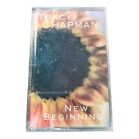 New Beginning by Tracy Chapman (Cassette, 1995, Elektra Entertainment)