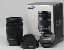 Obbiettivo Samsung NX 18-200mm OIS f3.5-6.3 iFuncion