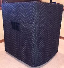 MACKIE THUMP 18S Premium Padded Black Speaker Covers (2) Quantity of 1 = 1 Pair!