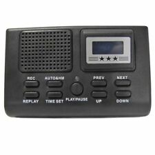 Portable SD Phone Call Telephone Voice Recorder Automatic Mp3 Digital Audio NEW