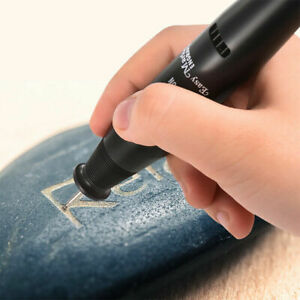 Electric Engraving Engraver Pen Carve Tool Fit For Metal Glass Grinding Machine