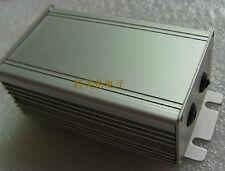 Aluminum Project Box Enclousure Case Electronic DIY Power Box 71x44x30mm Silvery