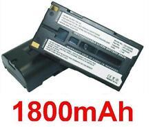Batterie 1800mAh type CF-VZSU22 Pour Panasonic Toughbook CF-P1