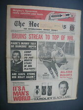The Hockey News March 13, 1970 Vol.23 No.23 Gump Worsley Phil Esposito Mar '70 C