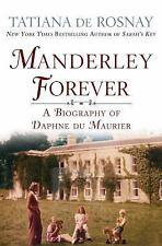 Manderley Forever: By De Rosnay, Tatiana Taylor, Sam