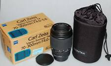 Zeiss 70-300 mm AF N super-Zoom ** Comme neuf ** fits Digital Sony NEX A7 A7II A7R A7RII
