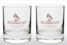 More details for redbreast irish whiskey glass tumbler x 2