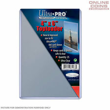 """Ultra-Pro Specialty Series Photo / Postcard Top Loader - 4"""" x 6"""" - 25 PACK"""