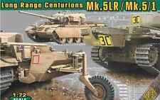 CENTURION MK.5LR/MK.5/1 W/EXTERNAL FUEL TANKS 1/72 ACE 72428