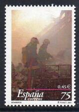 SPAIN MNH 2001 SG3711 Fire Department
