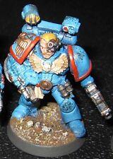 40K Space Marines Apothecary OOP metal painted